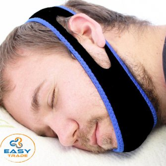 Anti Snore AntiSnore Device Jaw Strap Stop Snoring