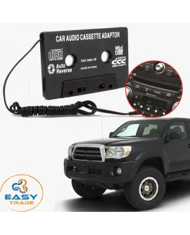 Car Audio Cassette Adaptor for MP3/CD Player
