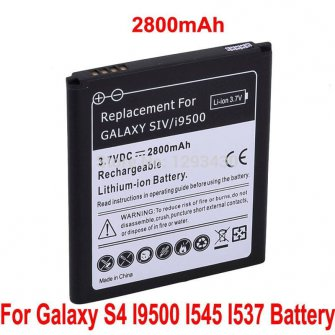 Samsung Galaxy S4 i9500 Replacement Battery