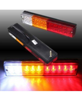 Bright LED Tail Lights 12V