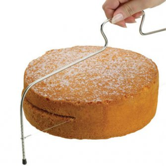 Cake Leveller - cut cakes to perfect height