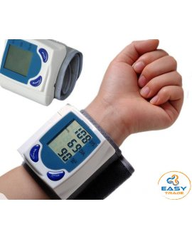 Blood Pressure Monitor-Digital Wrist Type