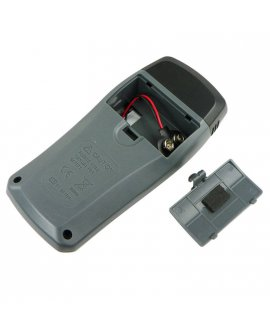 Mini 2Pins LCD Wood Moisture Meter Humidity Tester