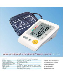 NEW Digital ARM Blood Pressure&Heart Beat Monitor